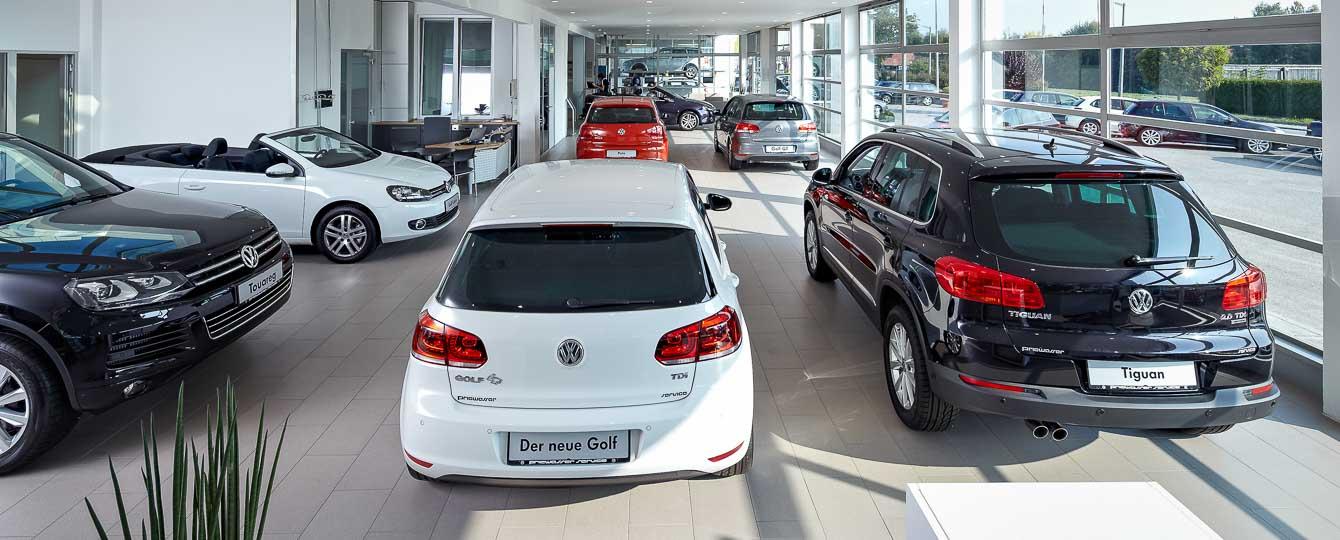 Autohaus Priewasser GmbH, 4910 Ried im Innkreis, VW, Audi, VW Nutzfahrzeuge, Lamborghini Service,