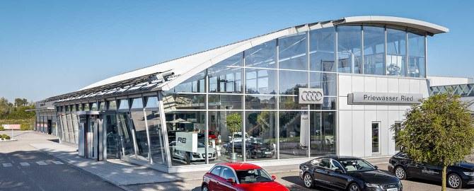 Autohaus Priewasser GmbH Ried